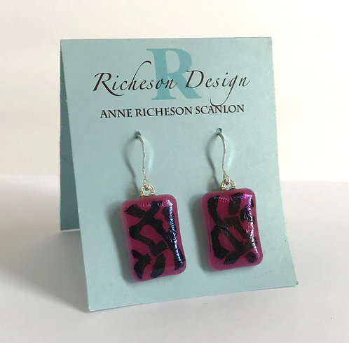 Abstract earrings