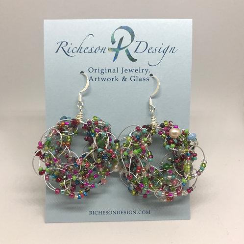 ARS Signature Woven Earrings