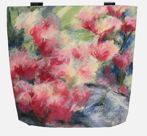 Forever Floral Tote Bag