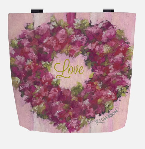 A HEART FILLED WITH LOVE Tote