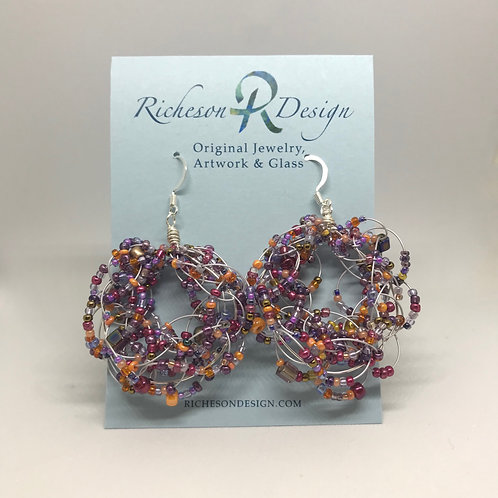 ARS Signature Woven Earrings
