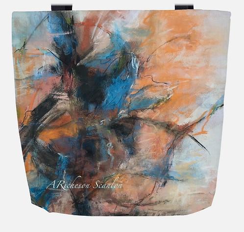 Whirlwind Tote Bag