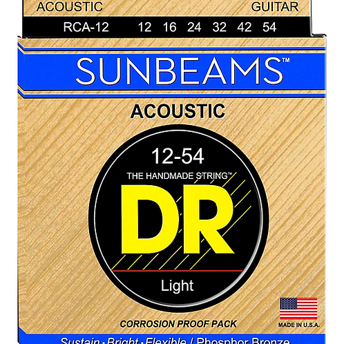DR Strings - Sunbeam - Acoustic