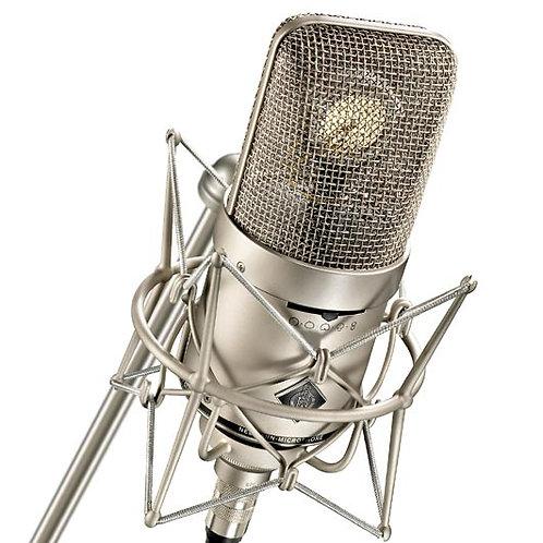 Nuemann - M 149 - Tube Variable Dual-diaphragm Condenser Microphone
