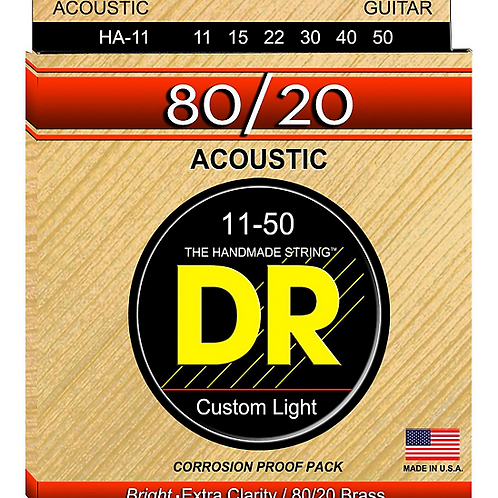 DR Strings - Hi-Beam 80/20 - Acoustic