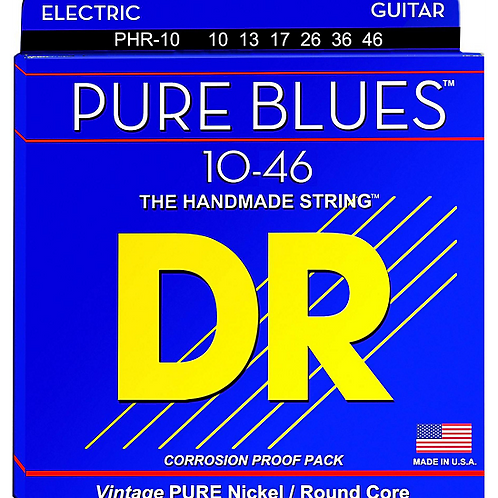 DR Strings - Pure Blues - Electric