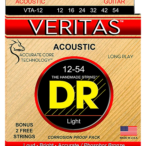 DR Strings - Veritas - Acoustic