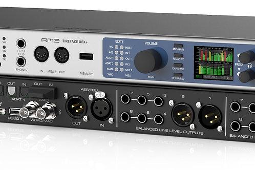 RME Fireface UFX+ USB 3.0/Thunderbolt Audio Interface