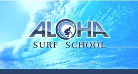 Aloha Surf School logo