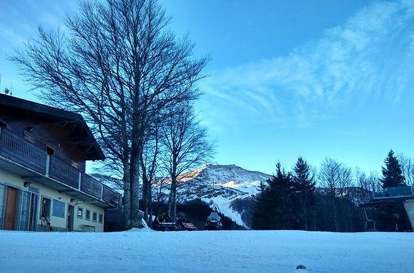 Sestola, Passo del Lupo, Neve, sci, seggiovia, appennino