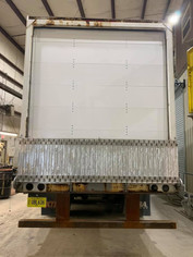 Rear Deck - Traveling Configuration
