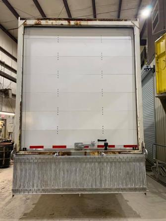 Rear Deck - Loading Dock Configuration
