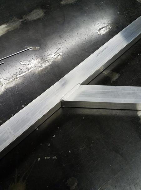 Rear Deck Handrail