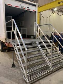 Rear Deck - Deployment Configuration