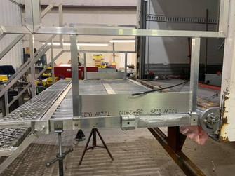 Rear Deck - Deployed Configuration