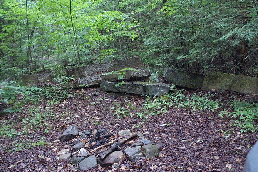 Sanderson Brook Falls - End of Road 1.JP