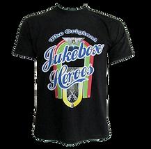 Original Jukebox Heroes T-Shirt