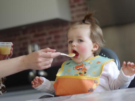 Quand commencer la diversification alimentaire pour mon bébé ?