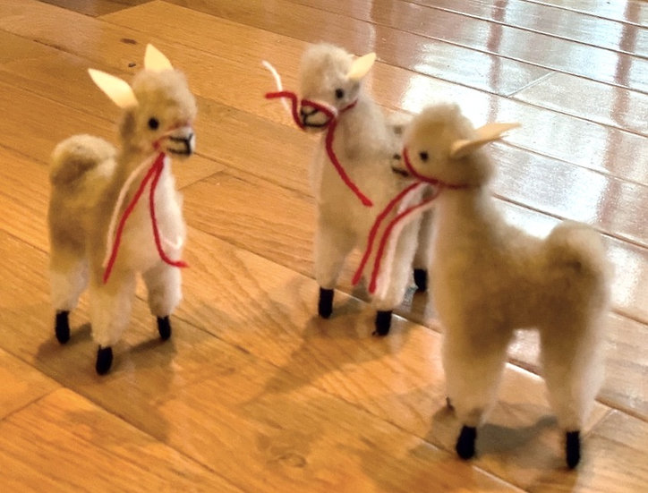 Little Happy Alpacas