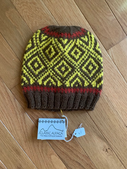 Kid's Alpaca Hat