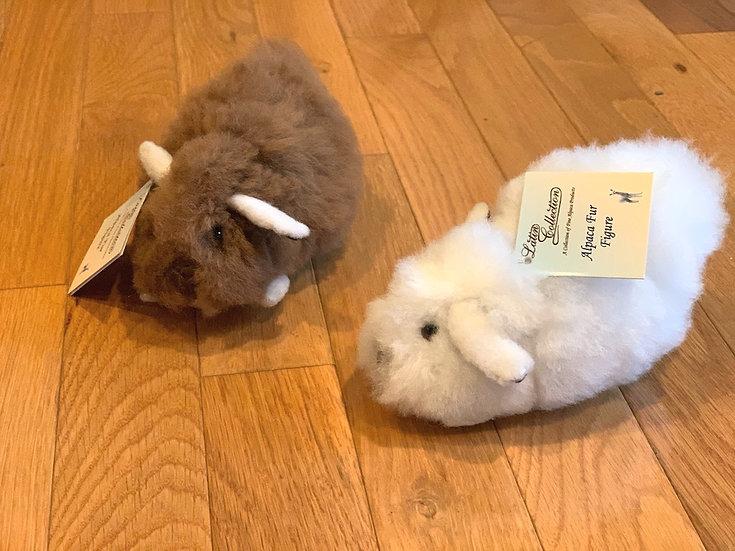 Small Alpaca Bunnies