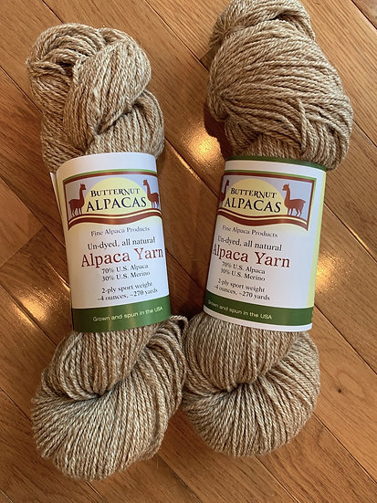 Alpaca Blend Yarn - Rag - 70% alpaca/30% merino