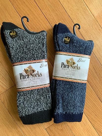 Paca Hunter Alpaca Boot Socks