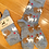Thumbnail: Mama and cria alpaca crew socks