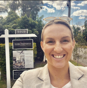 Kristy Noble Stories: My first 2 properties, sold!