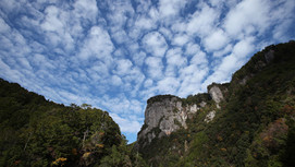 大丹倉(おおにぐら)の大岩