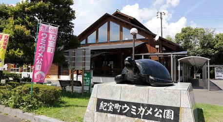 道の駅紀宝町ウミガメ公園