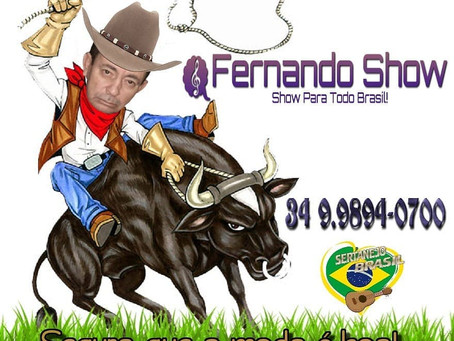 BAIXE AS MINHAS FOTOS PARA DIVULGAÇÃO! @2021 by Fernandoshow (34) 9.9894-0700