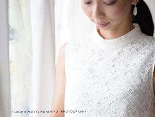 8月の花嫁