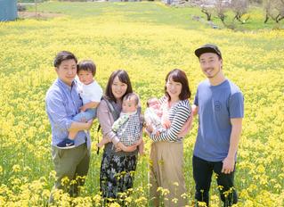 菜の花畑のちいさな撮影会 2