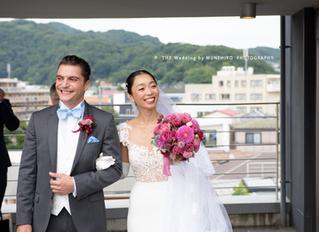 結婚式@scapes the suite葉山 ウェルカムパーティー