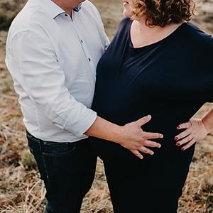 Zwangerschap Nannette