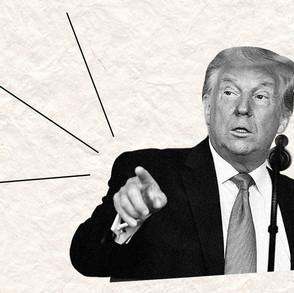 Donald Trump for Kirkus Reviews