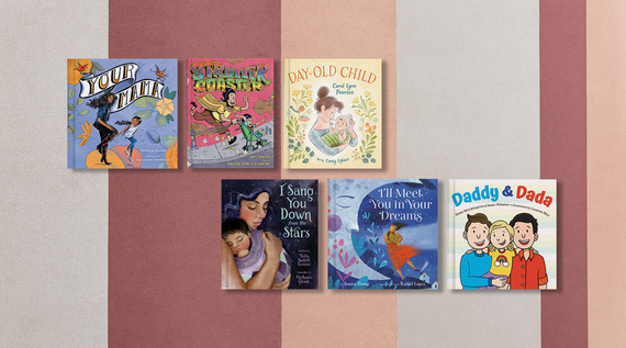 DIVERSE PICTURE BOOKS FOR MOTHER'S DAY &