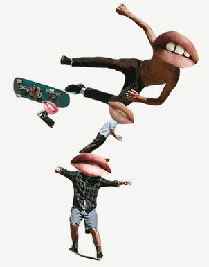 Skater Heads