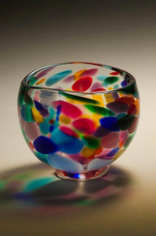 Multicolour bowl