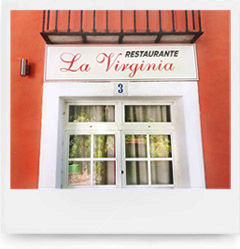 restaurante La Viginia, pura historia de Marbella y la JetSet