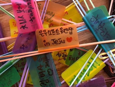 ♥ 2018년 상반기 워크샵 in Jeju♥