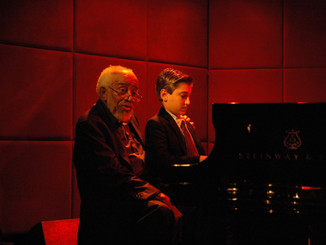 Barry Harris and Andrew Andron Jazz Standard (New York, NY) September 2009