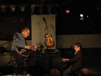 Les Paul and Andrew Andron The Iridium (New York, NY) March 2009