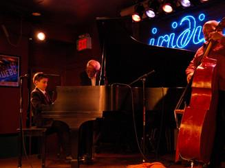 Barry Harris and Andrew Andron The Iridium (New York, NY) February 2009