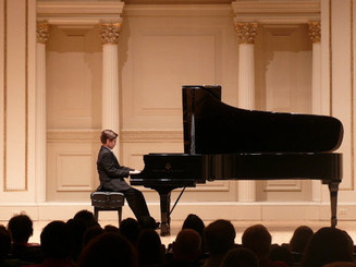 Andrew Andron Carnegie Hall (New York, NY) June 2010