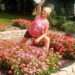 Farm Fresh Yoga In The Garden