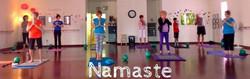 Namaste KimFIT Yoga members