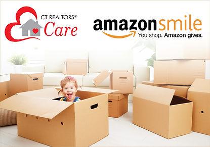 CTR Cares - AmazonSmile - You Shop, Amazon Gives
