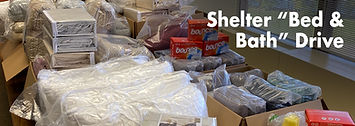 Bed and Bath Drive for Shelters